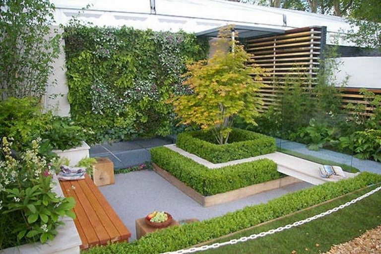 25 Awesome Tiny Garden Design For Awesome Tiny House Small Garden Design Home Garden Design Minimalist Garden