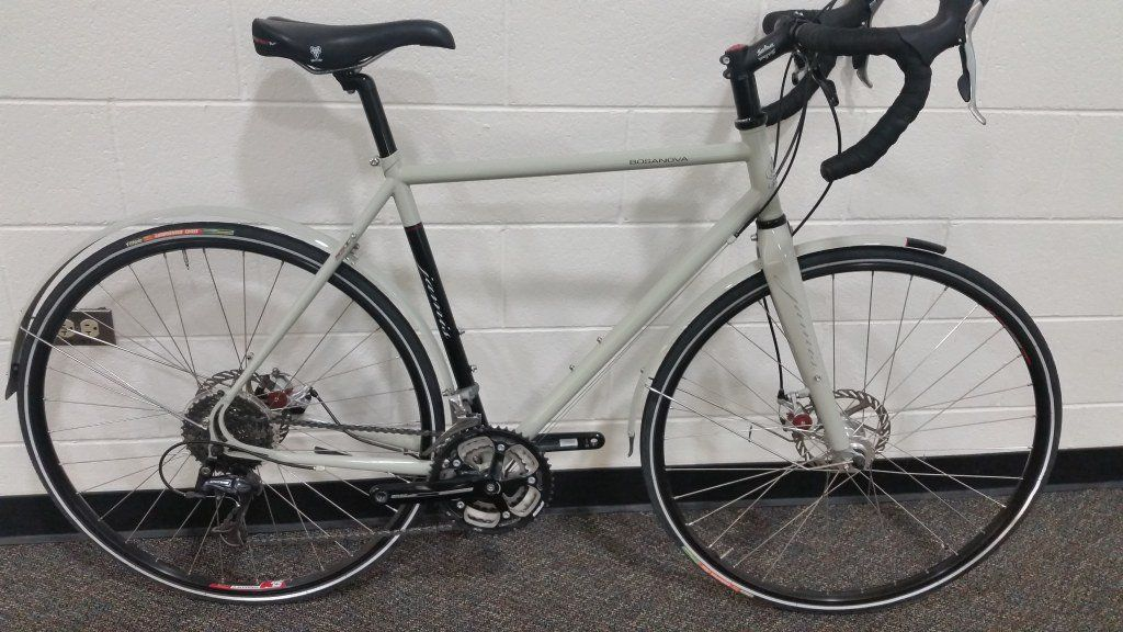 #Jamis #Bosanova Road Touring Commuter Gravel #Bicycle - Almost New 54cm Sporting Goods - #FortCollins, CO at #Geebo