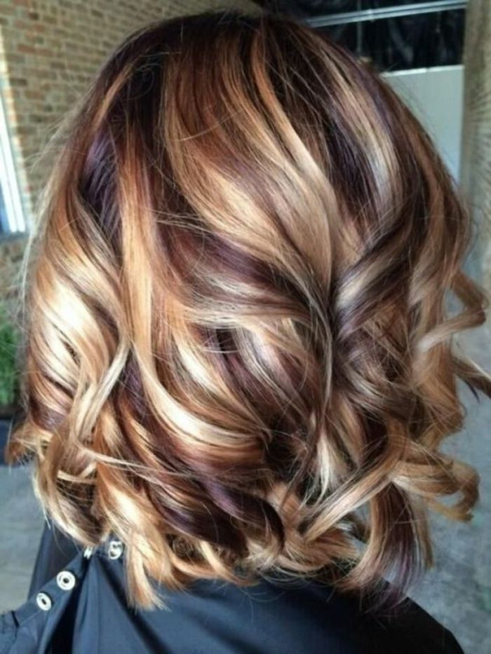 1001 variantes du balayage caramel pour sublimer votre coiffure coiffures pinterest. Black Bedroom Furniture Sets. Home Design Ideas