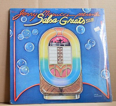 Rare sealed lp - jerry masucci #presents salsa #greats vol. 3 #fania latin 1980,  View more on the LINK: 	http://www.zeppy.io/product/gb/2/131841925805/