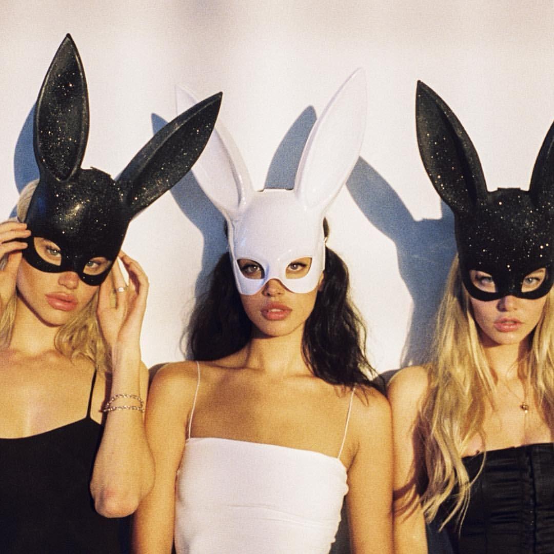 "Order Of The Rabbit Halloween 2020 Cindy Kimberly on Instagram: ""lil Halloween vibe @samdameshek"