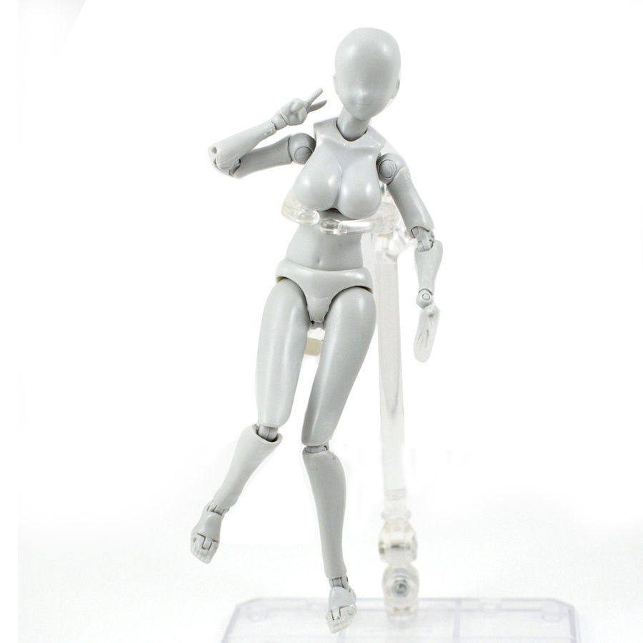 She//he S.H.Figuarts SHF Body Kun DX SET Action Figure In Box Kids Toy Creative