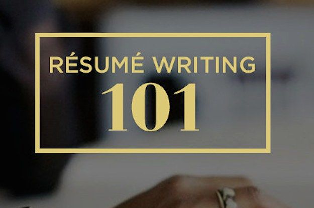 16 Résumé And Cover Letter Tricks Your Employer Wishes You Knew - resume writing articles