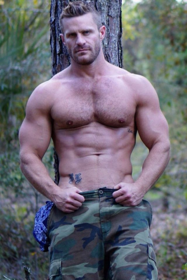 and lets explore Muscular male pornstars turns pleazin you