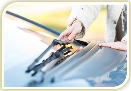 Repair a Windshield Hole in an Auto Glass Repair Connecticut Shop #glassrepair