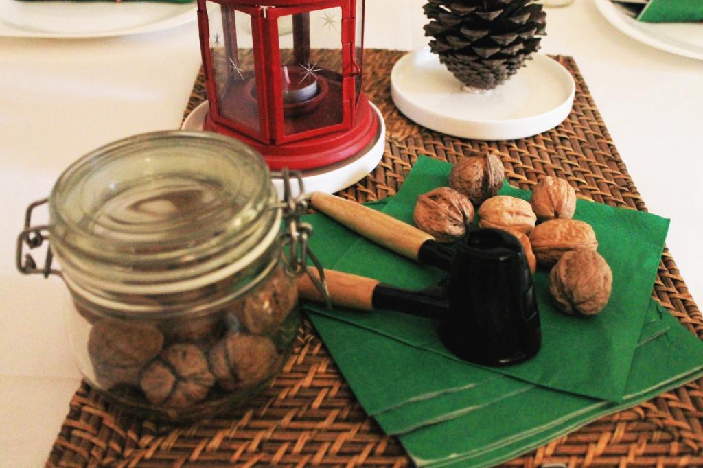 Projecto 5 em Ponto: a melhor memória de Natal Christmas table