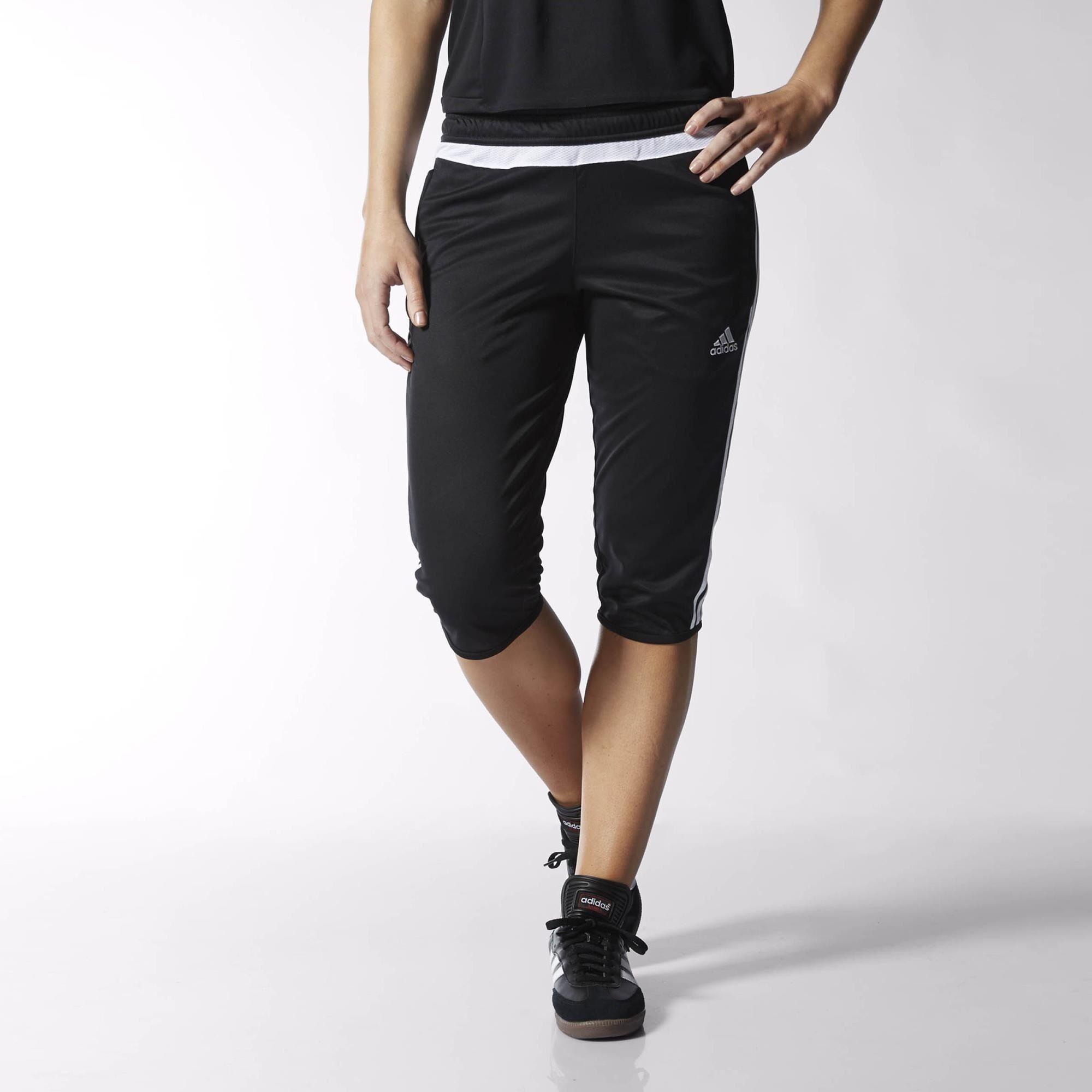 adidas - Women's Tiro 15 Three-Quarter Pants