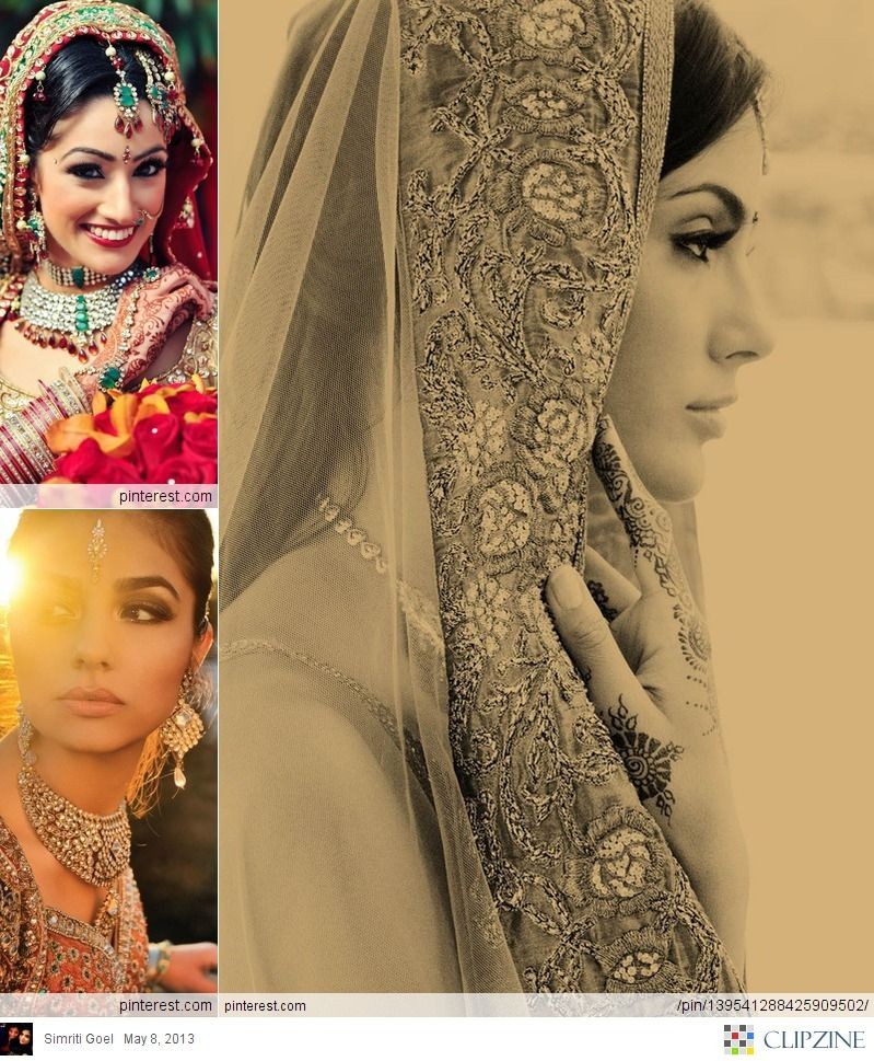 indian wedding photography design%0A Inspiration for a vintage Indian wedding  Indian bridal make up  dupatta  Yes vintage look is amazing  What I luv the most is those sari mannequin  dolls