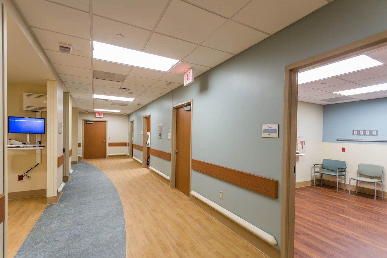 Carolinas Medical Center Mercy Hospital, Charlotte, NC ...