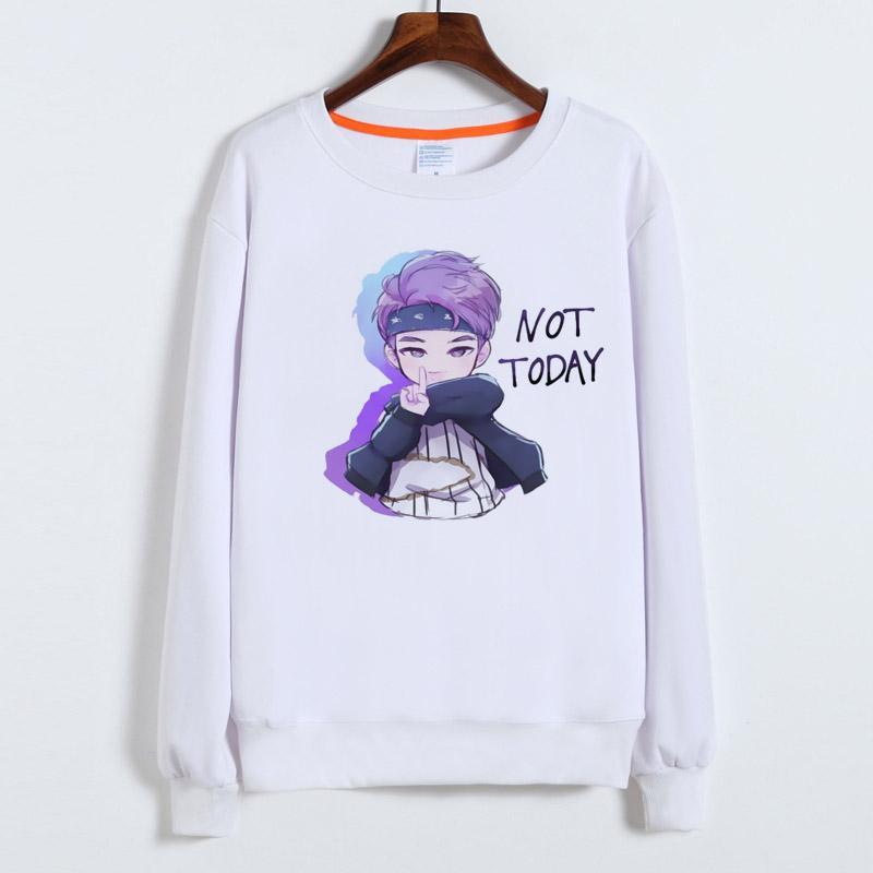 5d2d75c8b RM 'Not Today' Sweatshirt #btsjimin #bts #btsjin #btsfanstore  #btsrapmonster #btsjungkook #btsmerch #btssuga #btsjhope #btstaehyung