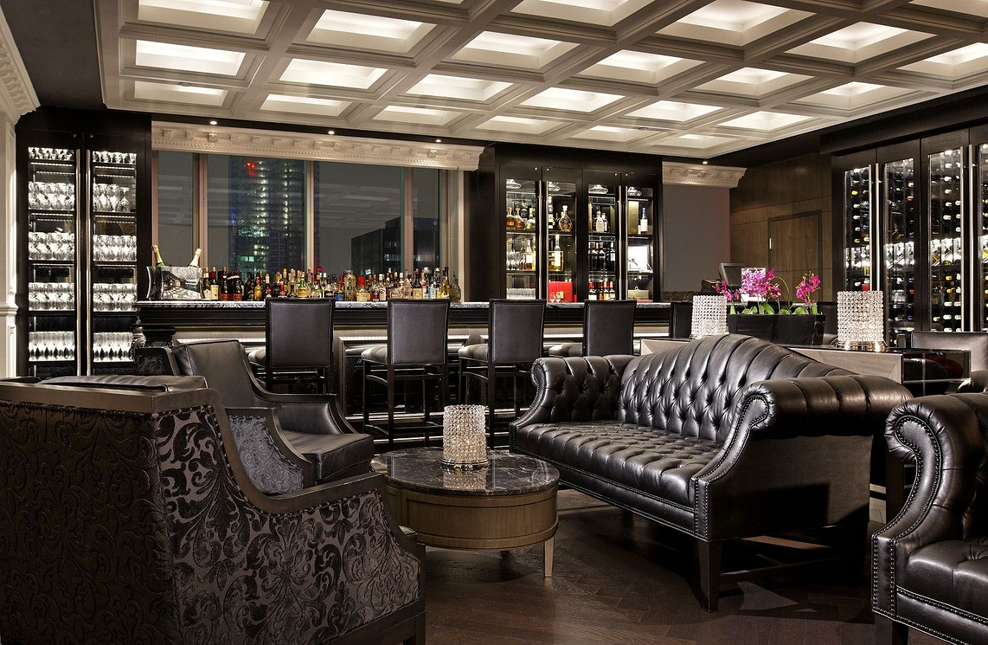 Restaurant Fine Dining Award Stock Canada From The Association For Retail Environments A