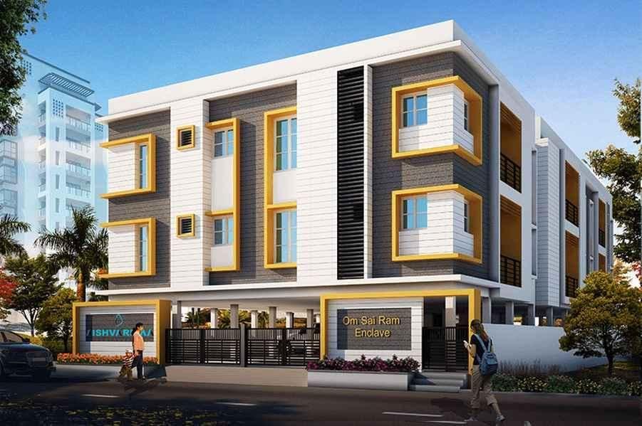 Om Sai Ram Enclave, a Budget Apartments Project
