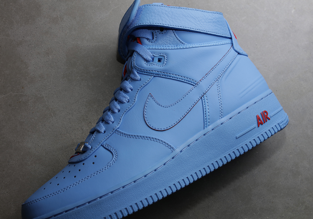 Nike Air Force 1 High Don C Cw3812 400 Release Sneakernews Com Nike Air Force Nike Air Air Force 1 High