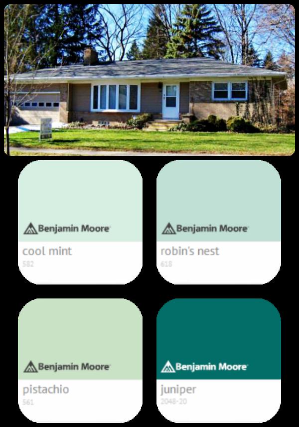 Which Color Should I Paint My Front Door Front Door Paint Color