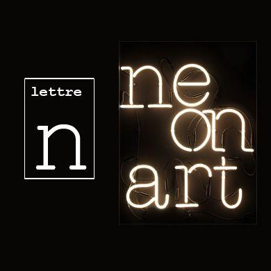 lettre neon lettre neon | Déco ! | Pinterest | Neon, Art and Design lettre neon