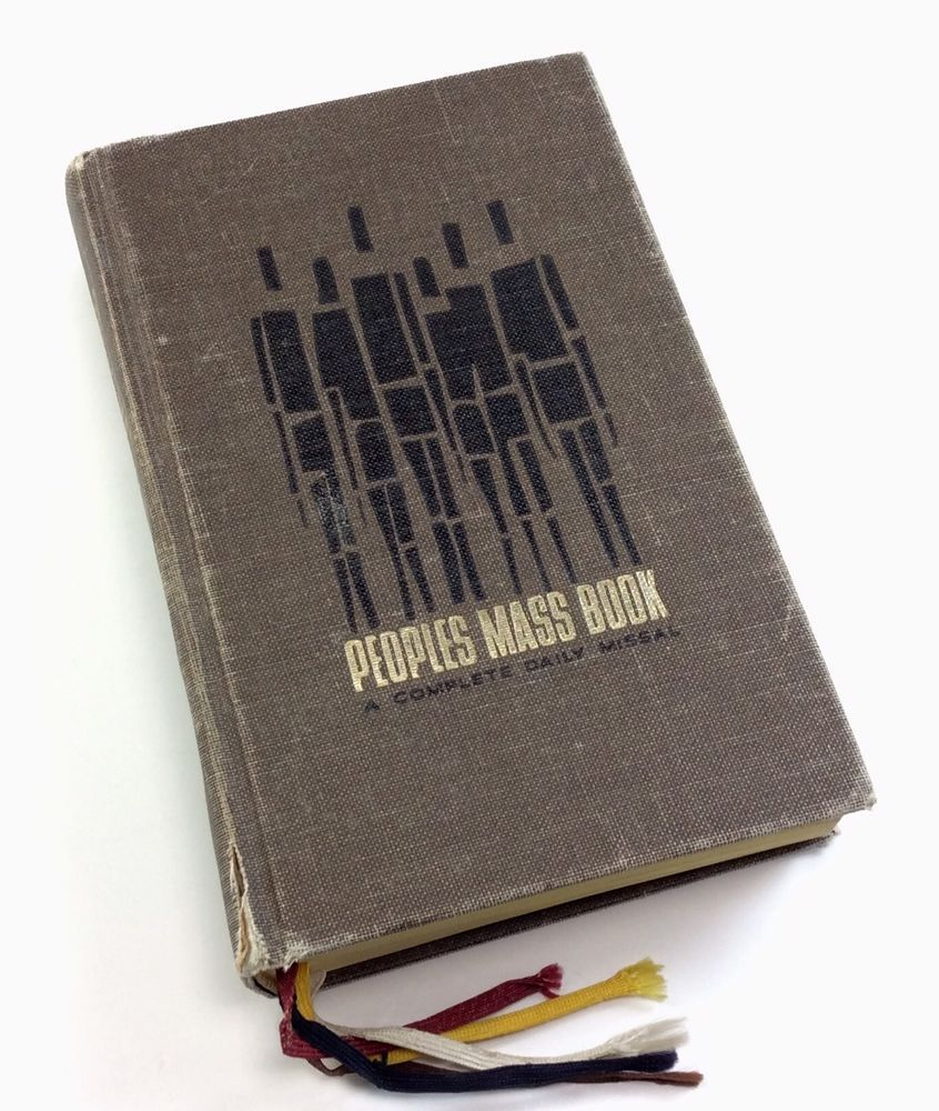 Peoples Mass Book A Complete Daily Missal Edition