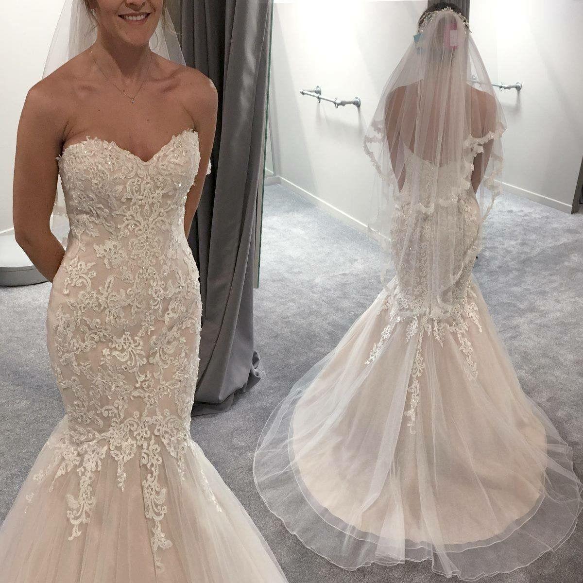 Real Brides Wed2b: Wedding Dresses In 2019