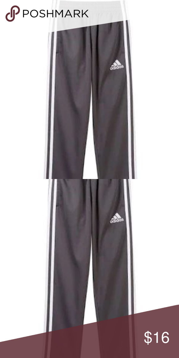 7f6bbf687 adidas Boys' Jogger Pant Polyester^Tricot Imported Those little legs are  ready to move in this adidas® Kids Tricot Jogger. size-8-small adidas  Bottoms ...