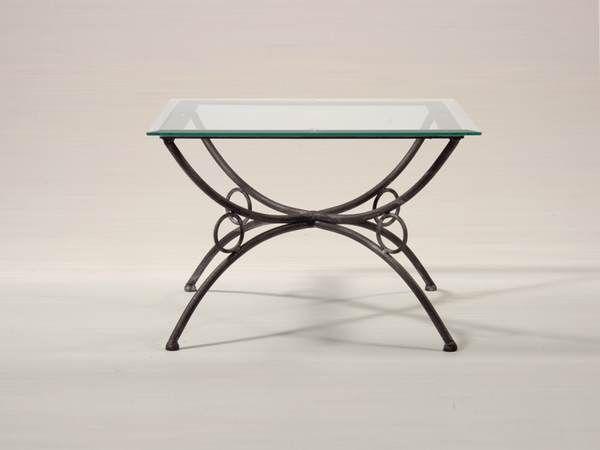 Table 2Six Fer Au Choix Forgé Basse Carrée Couleurs En Quinn vmNnOy80w