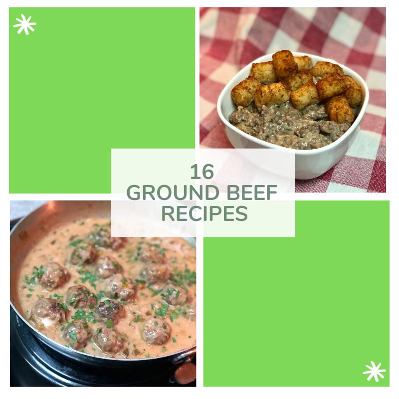 16 Kid-Friendly Ground Beef Recipes
