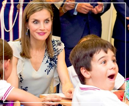 Queen Letizia attends the Opening of the School Year 2016/2017 | 13.09.2016