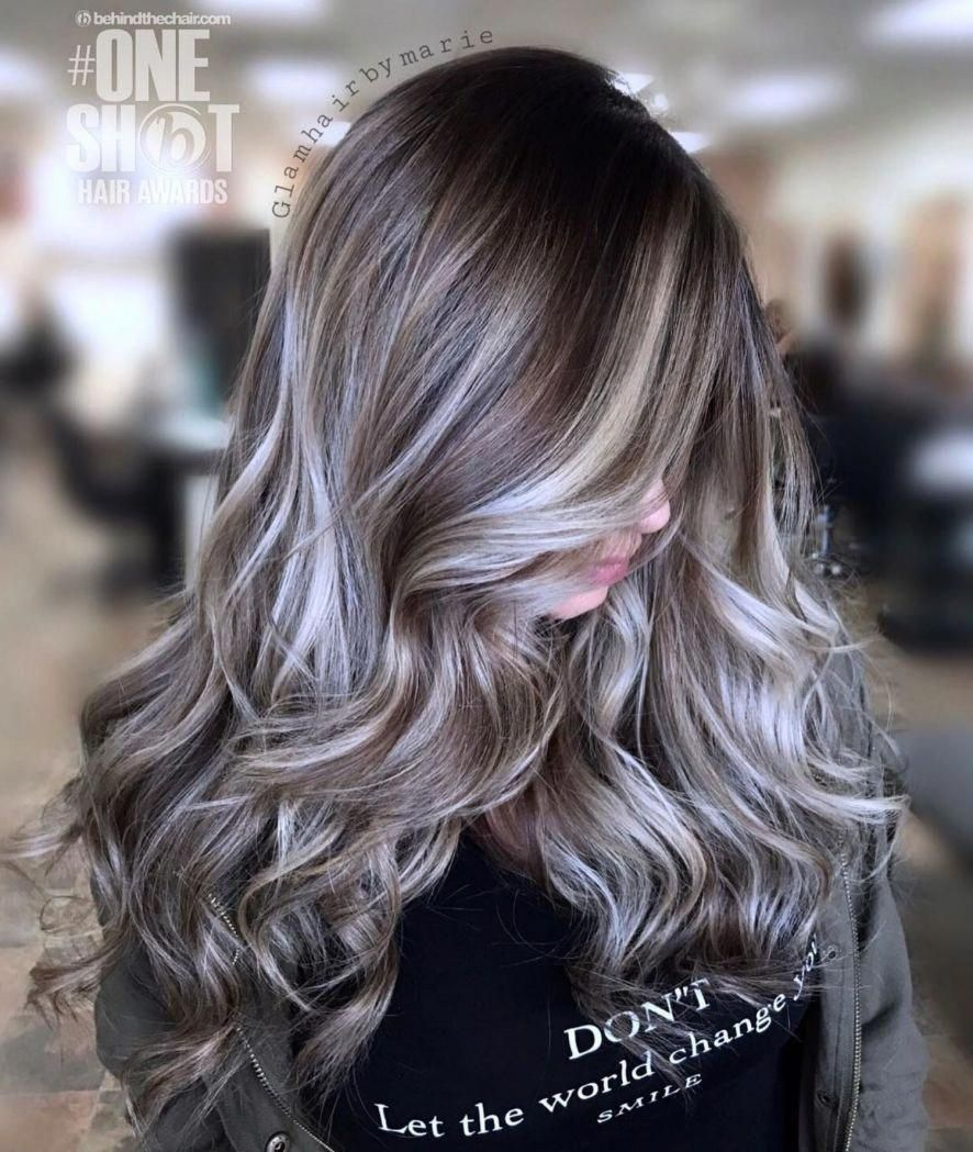 60 Shades of Grey: Silver and White Highlights for