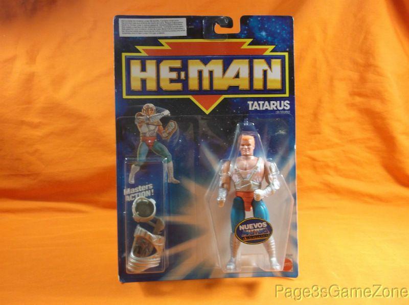Mattel The New Adventures HeMan Tatarus Kayo Action Fig