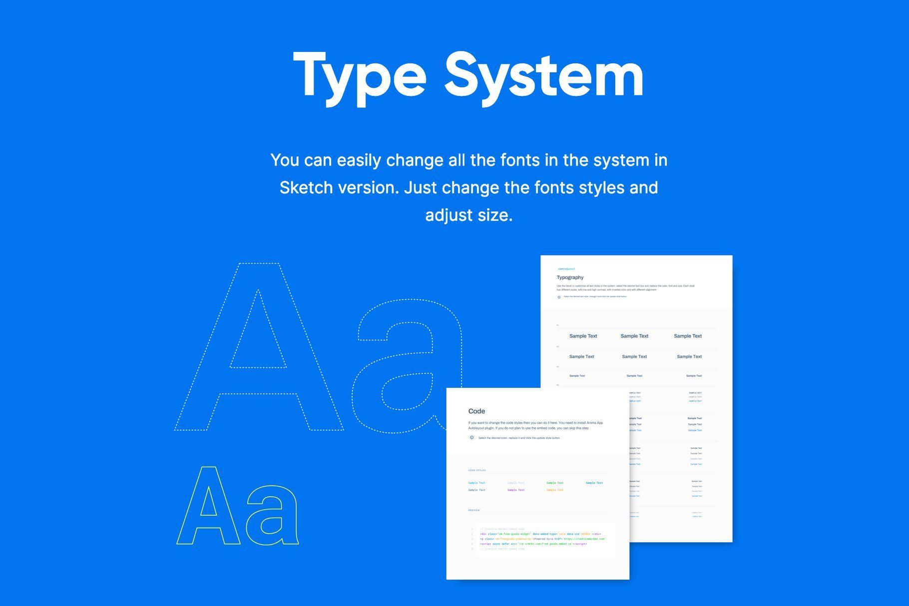 Controlpanel Design System Design System Templates System