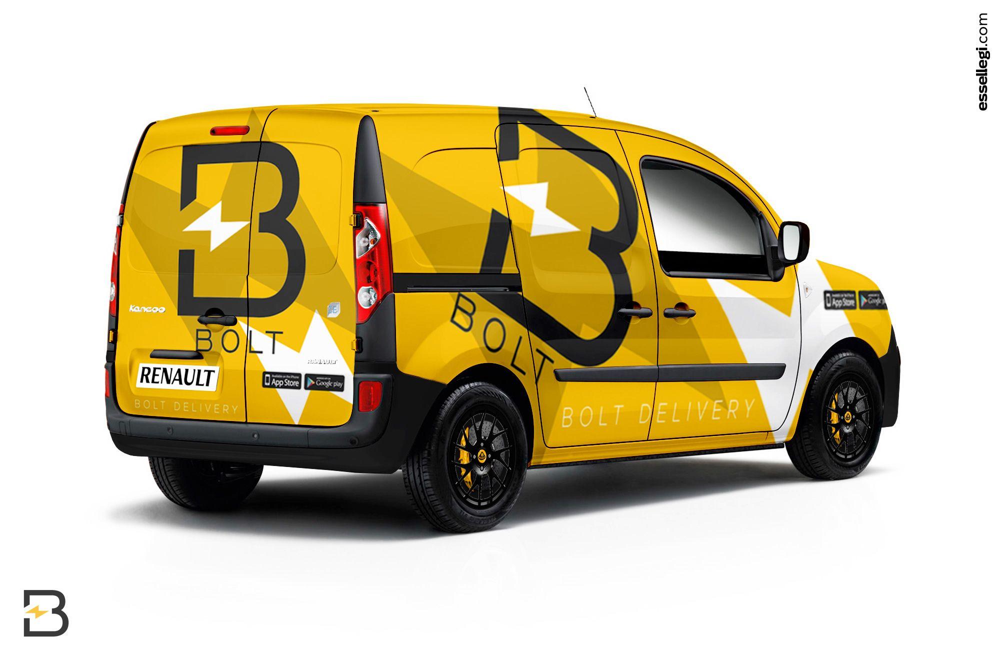 Renault Kangoo | Van Wrap Design by Essellegi. Van Signs ...