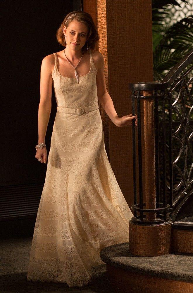 Still from Café Society in 2020 Kristen stewart style