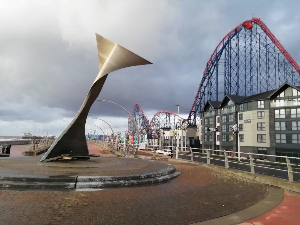 Blackpool south promenade blackpool visitblackpool