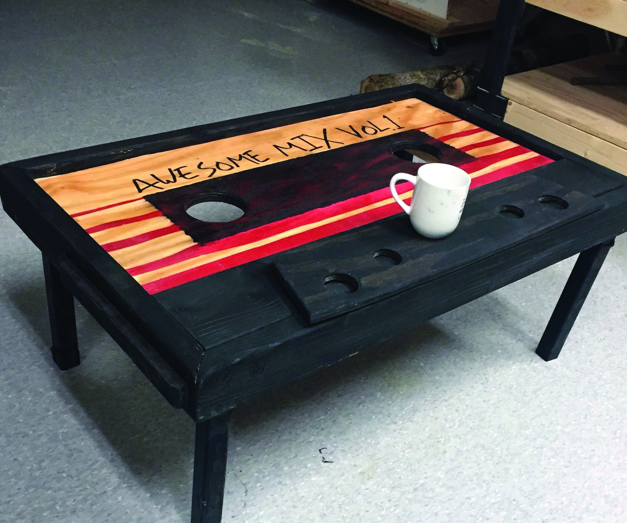 Awesome Coffee Table Ideas Upcycled furniture diy, Diy