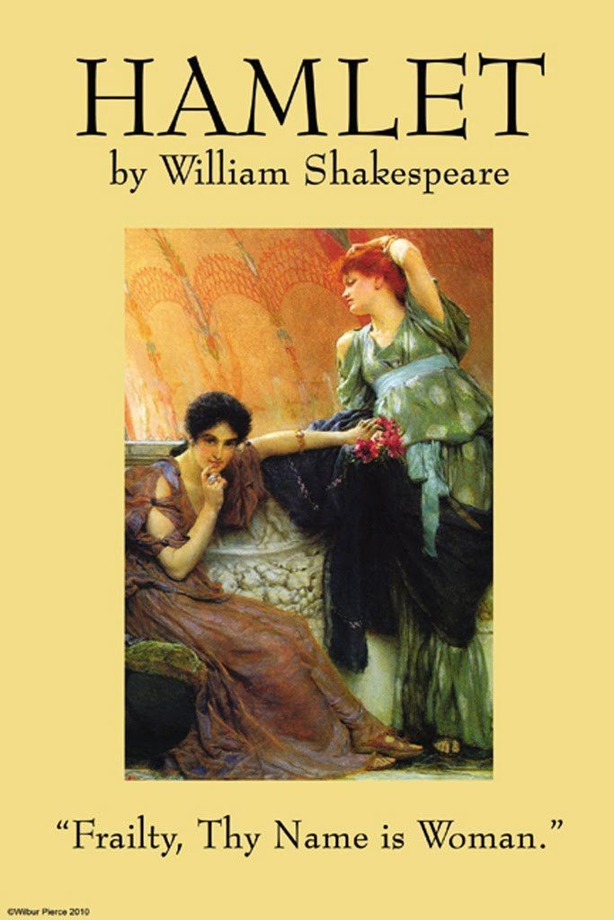 an analysis of hamlet by william shakespeare By: william shakespeare first performed around 1600, hamlet tells the story of a prince whose duty to revenge his father's death entangles him in philosophical problems he can't solve shakespeare's best-known play is widely regarded as the most influential literary work ever written.