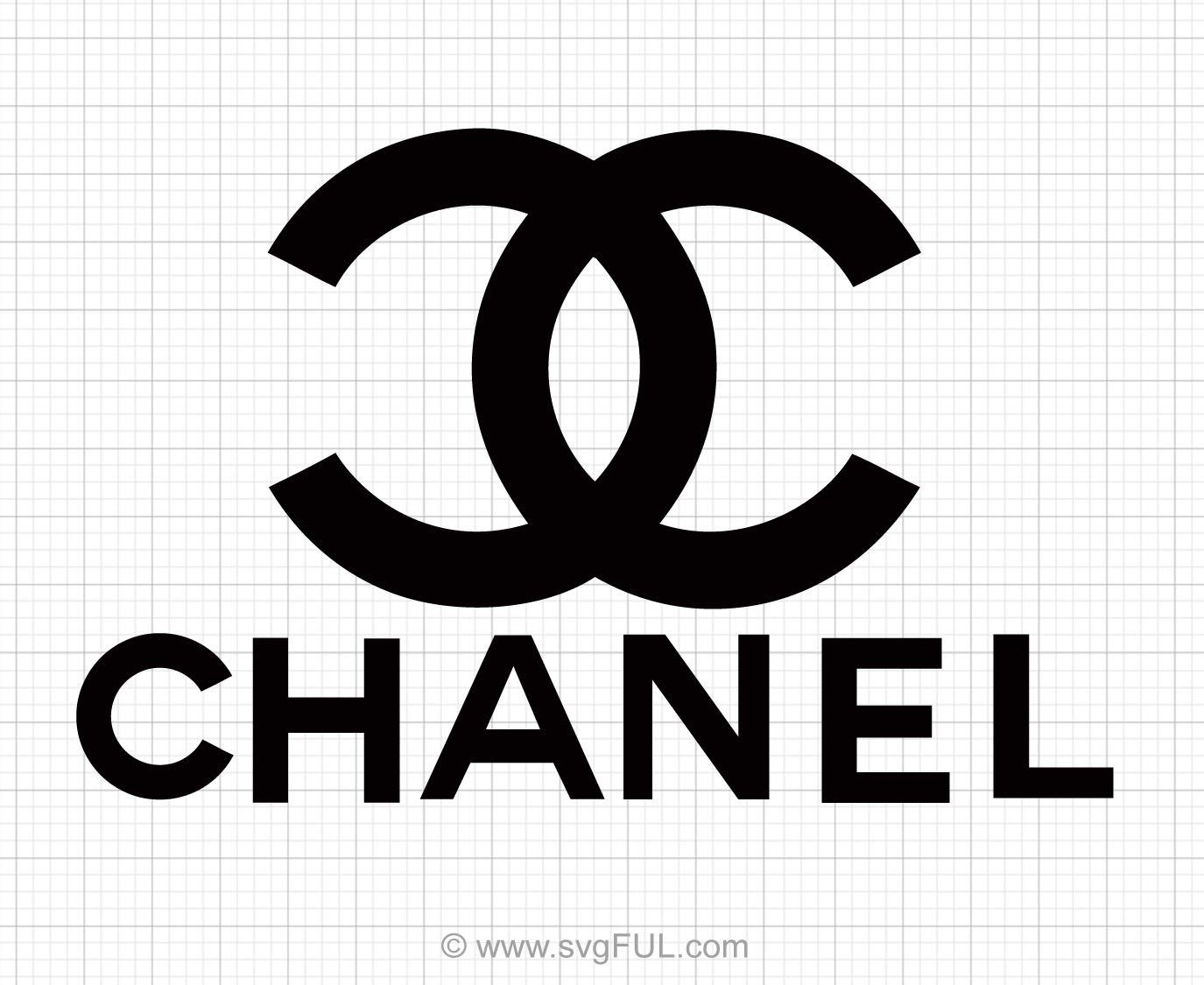 Chanel Logo Svg Printable In 2020 Chanel Logo Svg Chanel