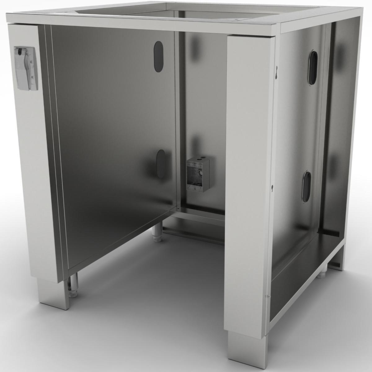 Sunstone 30 Outdoor Kitchen Refrigerator Appliance Cabinet Sac30apc Outdoor Fridge Cabinet Appliance Cabinet Outdoor Kitchen