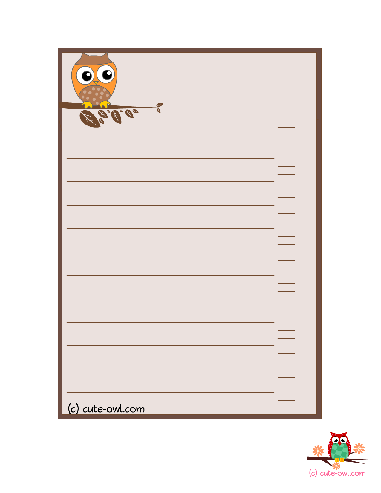 Bien-aimé free printable to do lists | Baby Shower to Do List Printable | To  HX77