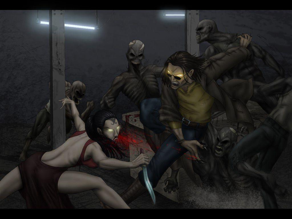 Beckett V Pisha Vampire The Masquerade Bloodlines World Of Darkness Vampire