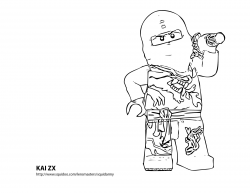 Free printable lego ninjago coloring pages PDF File - This ...