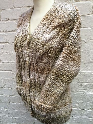 Knitting Patterns Galore - Ladies Boucle Jacket | another knitting ...