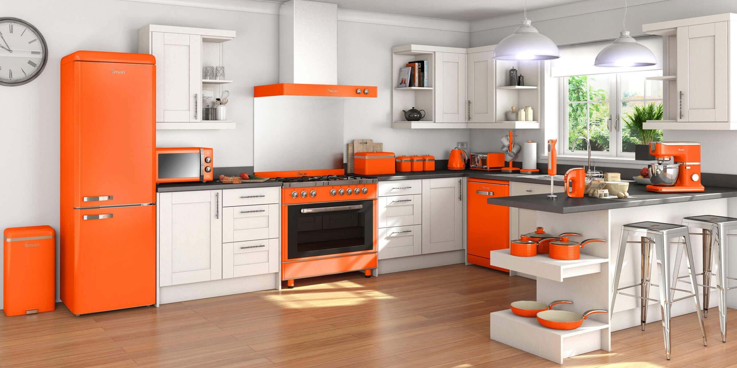 Swan | Fearne | Mixers & blenders | Retro appliances | AO ...