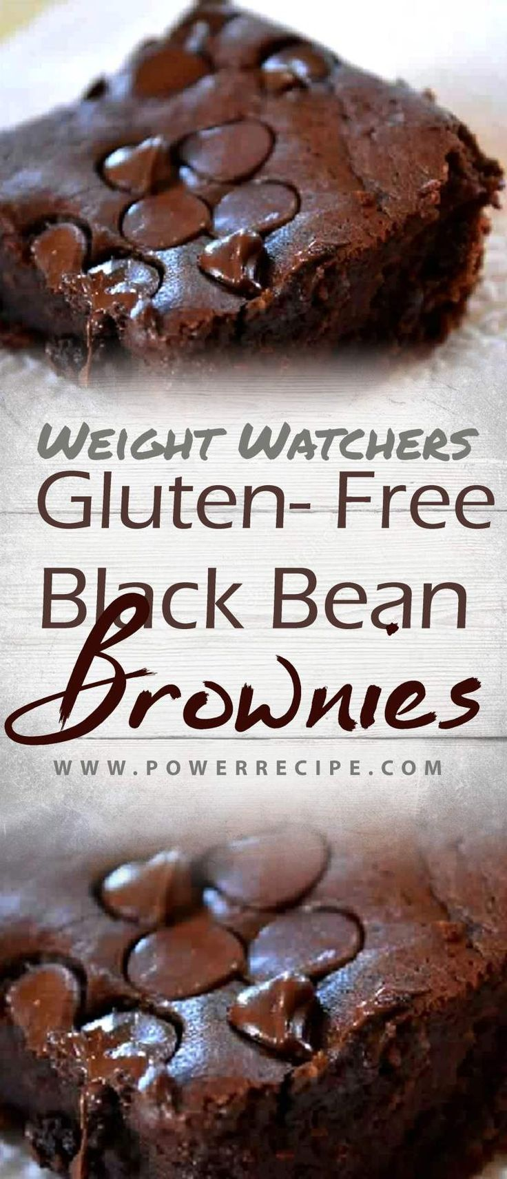Gluten- Free Black Bean Brownies – All about Your Power Recipes