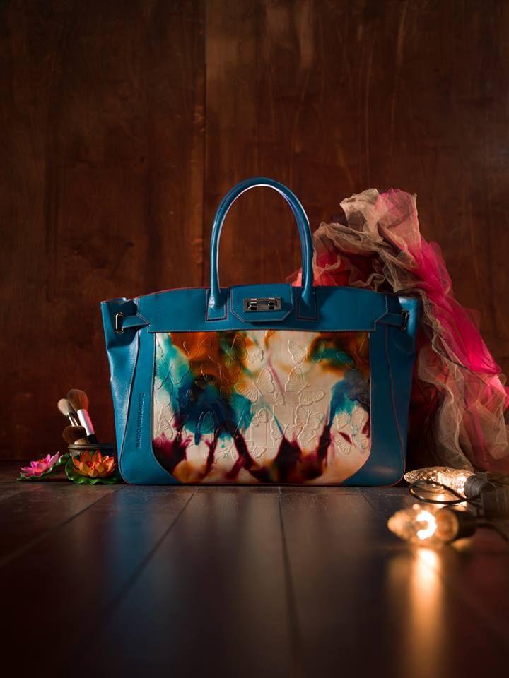 Colombia Leather Bag Mario Hernandez Luxury Erfly Bags