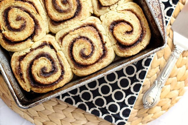 Biscuit Cinnamon Rolls | Joy the Baker