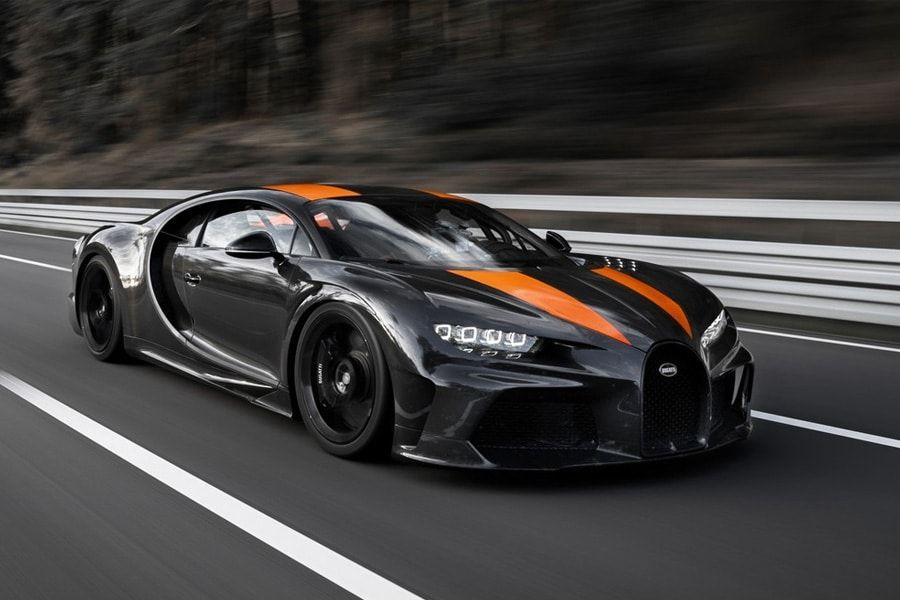 Bugatti Chiron Becomes The Fastest Car In The World In 2020 Sports Cars Bugatti Bugatti Chiron Bugatti Veyron Super Sport