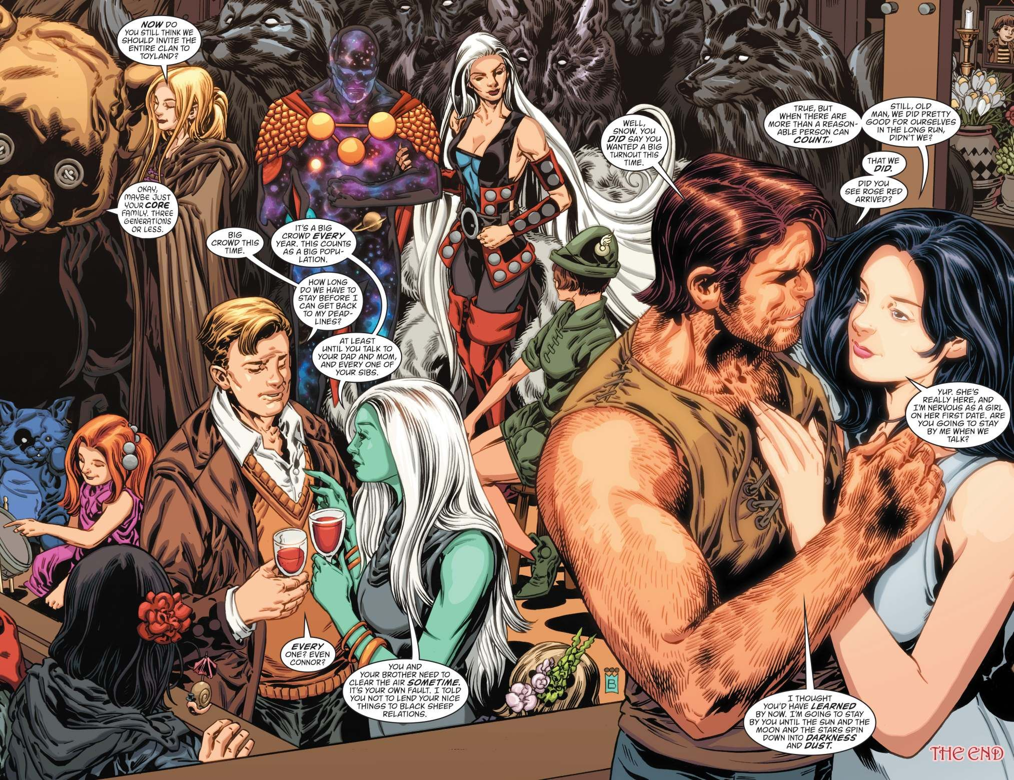 Read Comics Online Free - Fables - Chapter 150 - Page 115   Fables comic, Read  comics online free, Read comics online