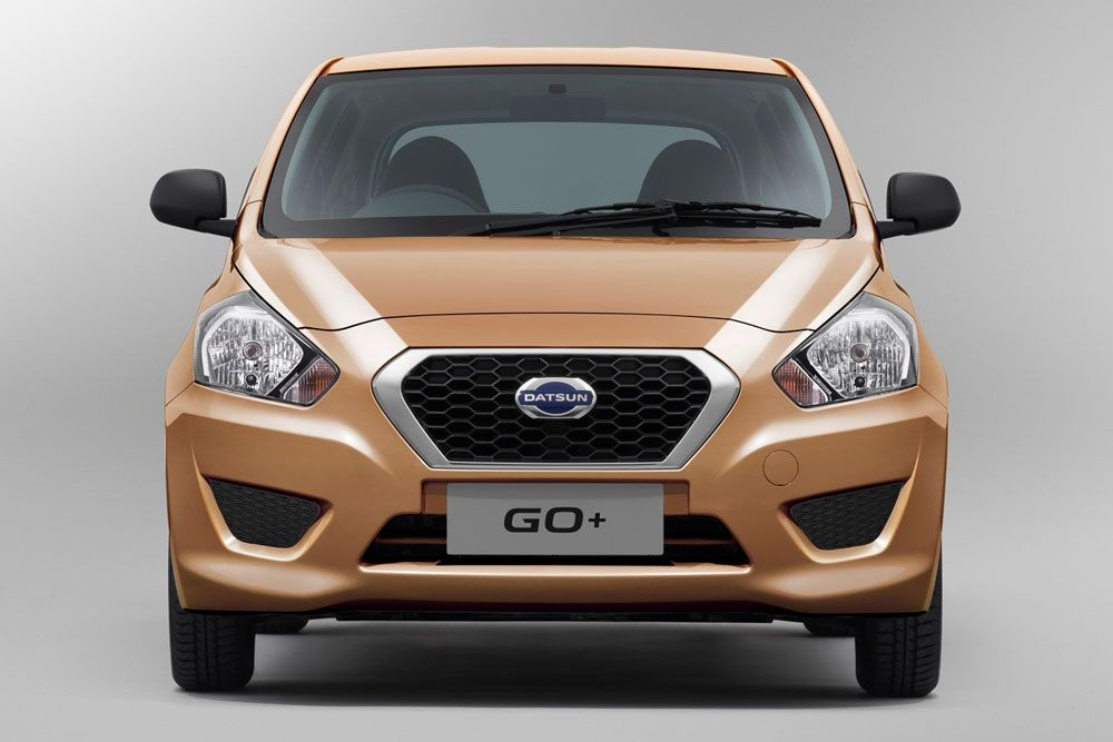 2016 Nissan Datsun Go+ MPV Start From Rs. 3.79 only Car