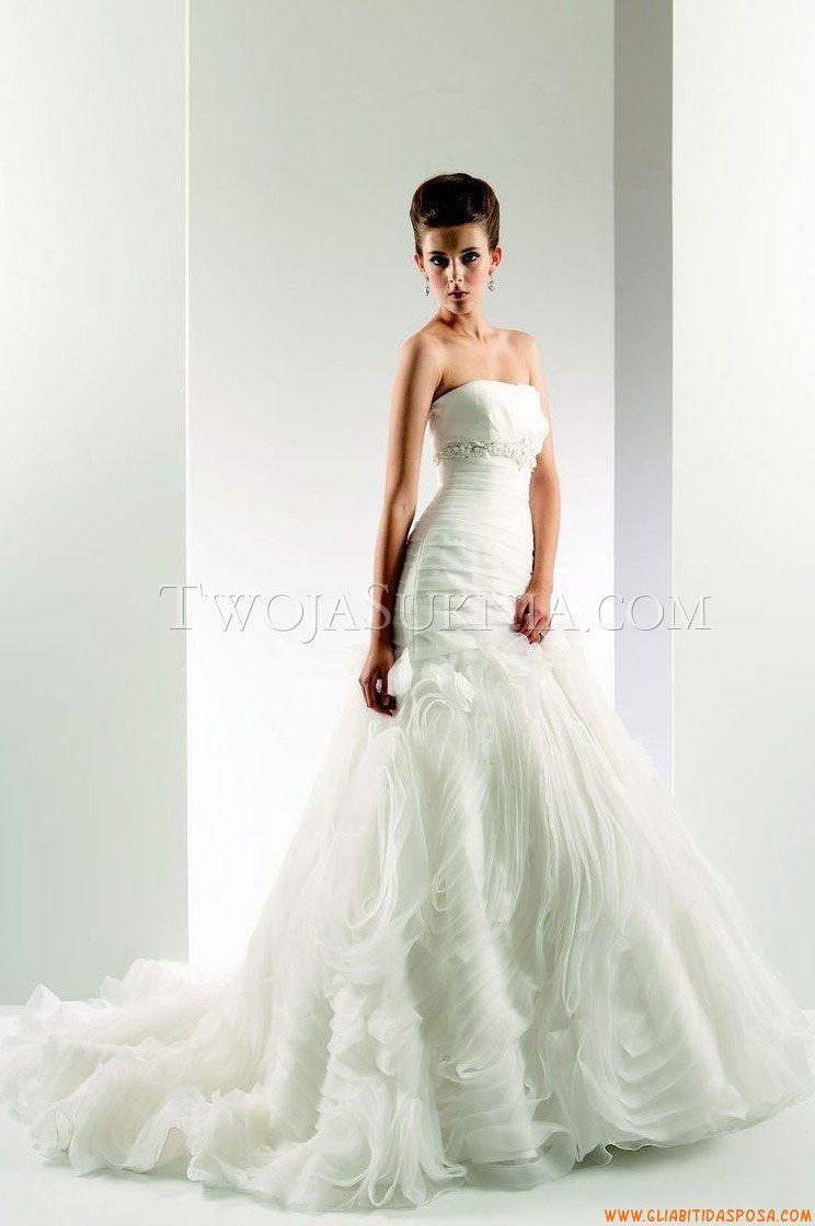 75efcd152ab8 Abiti da Sposa Jasmine T434 Couture - Bestsellery