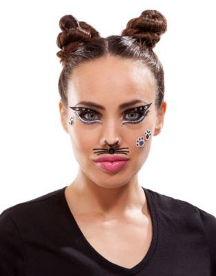 "Face Art Tattoo ""Katze"" € 3,50"
