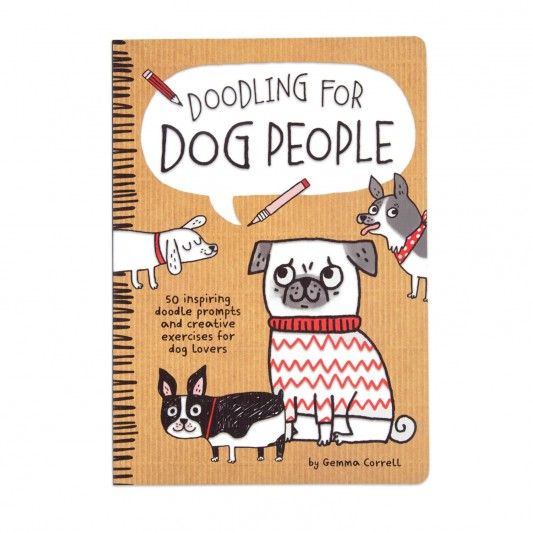 Doodling For Dog People at http://www.ohhdeer.com