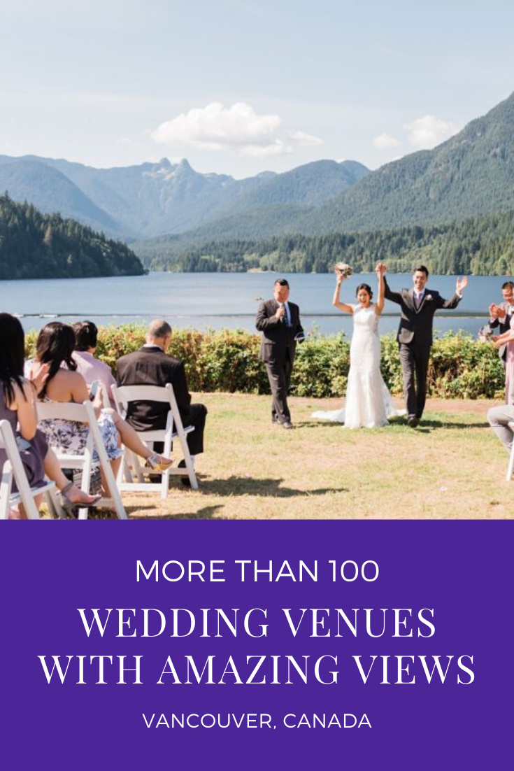There's no shortage of venues with amazing views in # ...